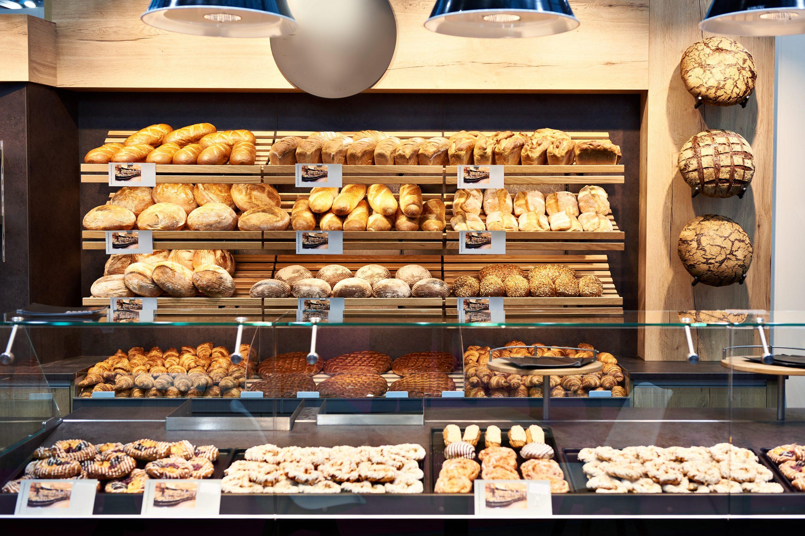 Der Bäcker Feihl im Plaza Frankfurter Allee in Berlin